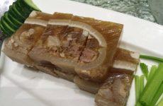 Холодец из свиных ножек: 9 рецептов