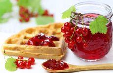 Варенье из красной смородины: 8 полезных рецептов