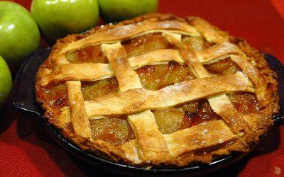 Яблочный пирог в духовке: 8 лучших рецептов