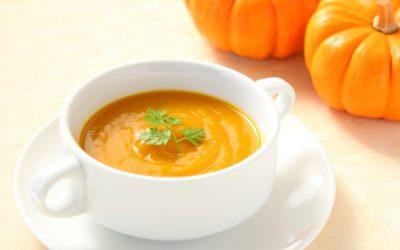 Крем-суп из тыквы: 8 ярких рецептов
