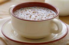 Молочная гречневая каша: 9 лучших рецептов