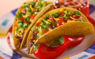 Такос: 7 рецептов мексиканской закуски