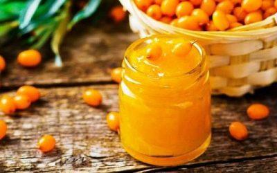 Варенье из облепихи: 7 витаминных рецептов