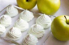 Домашний зефир из яблок: 6 рецептов лакомства
