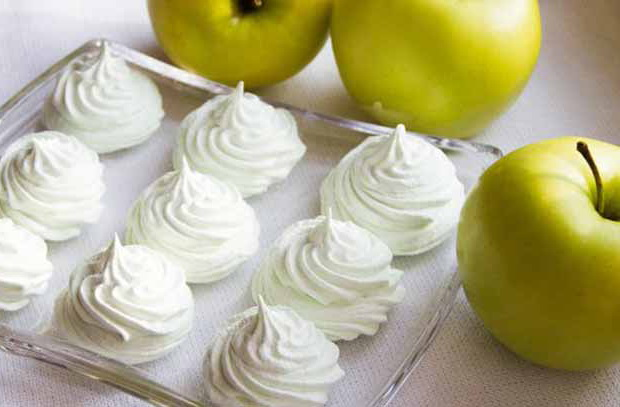 Домашний зефир из яблок