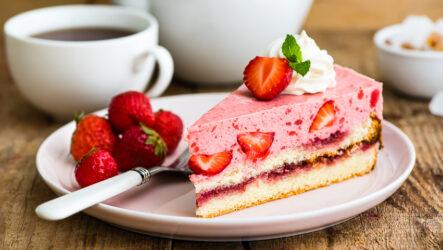 Йогуртовый торт: 8 сладких рецептов