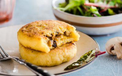 Картофельные зразы с грибами: 8 сытных рецептов