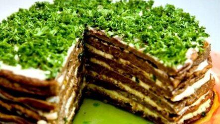 Печеночный пирог: 8 сытных рецептов