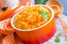 Рисовая каша с тыквой: 10 замечательных рецептов
