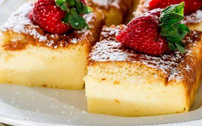 Умное пирожное: 7 волшебных рецептов