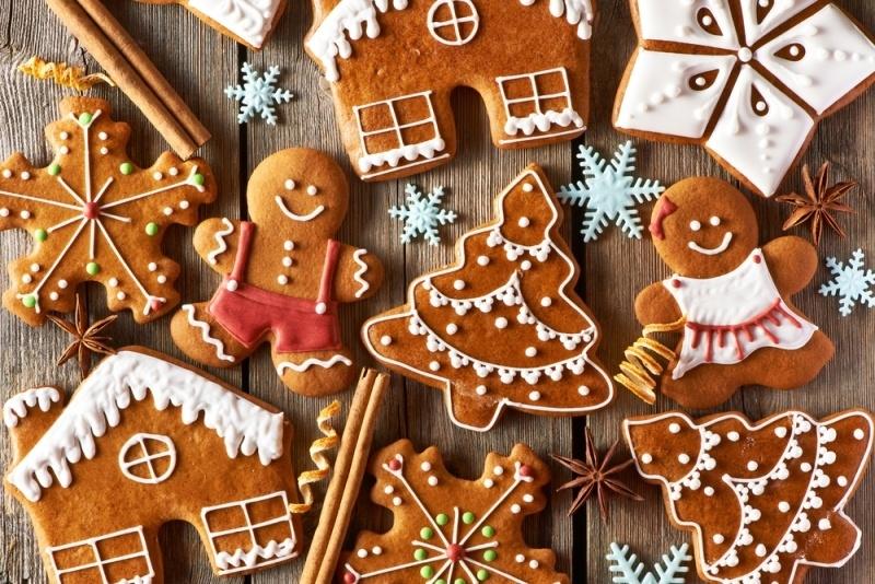 Рецепт пряников новогодних в домашних условиях с фото
