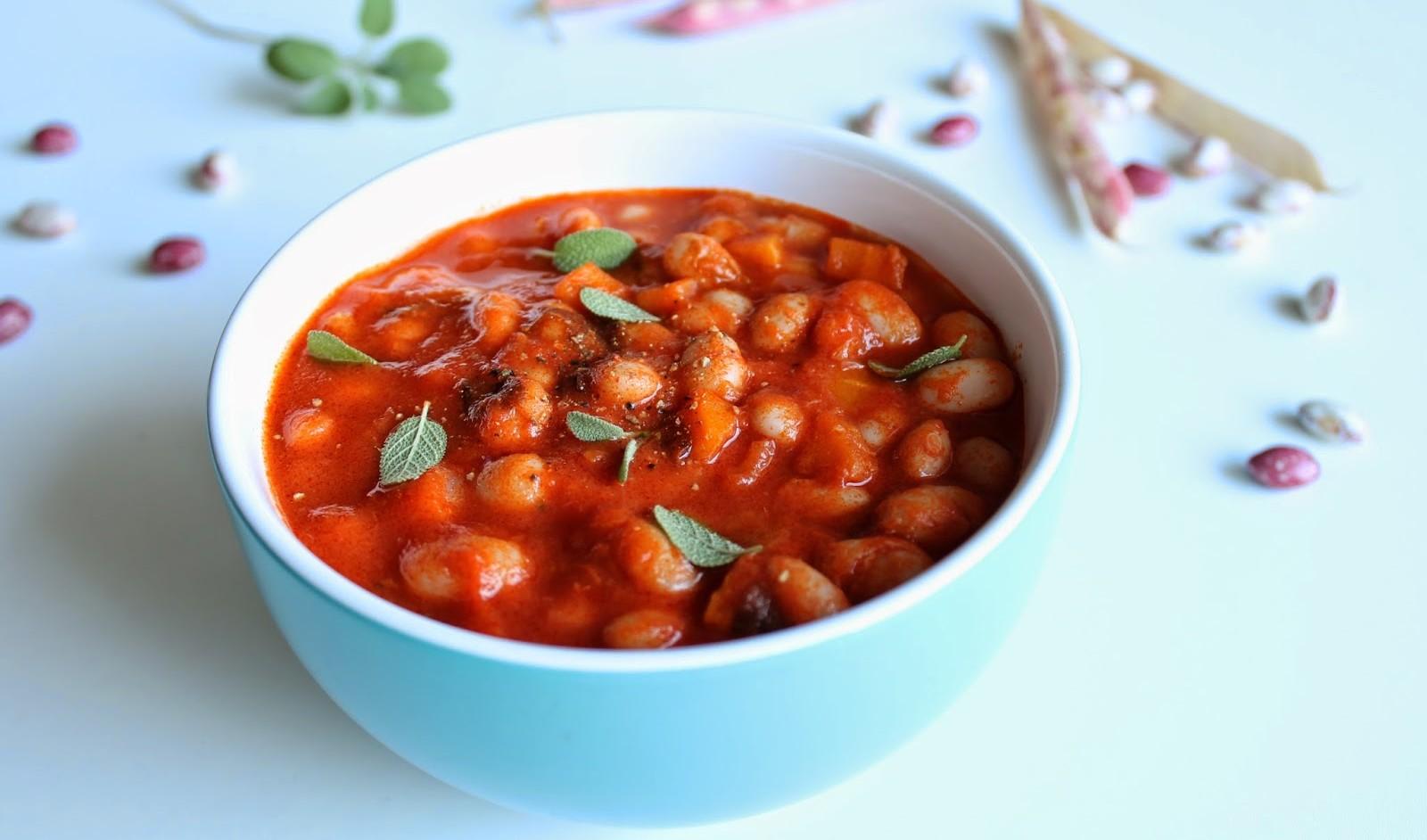 Фасоль красная в томатном соусе рецепты 17