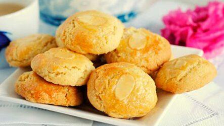 Миндальное печенье: 7 вкусных рецептов
