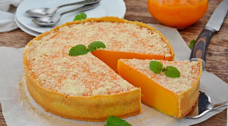 Вкусный тыквенный пирог рецепты с