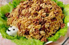 Салат Черепаха: 7 интересных рецептов