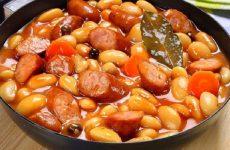 Что приготовить из фасоли с колбасой: 7 рецептов
