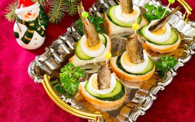 Канапе на Новый год-2019: 10 праздничных рецептов
