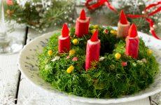 Салат Рождественский: 7 праздничных рецептов