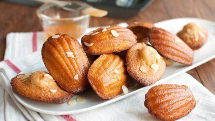 Печенье мадлен: 8 французских рецептов