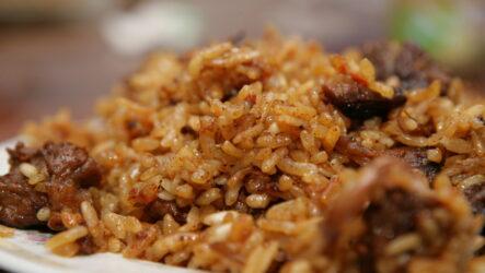 Плов из бурого риса: 7 простых рецептов