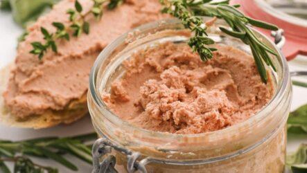 Свиной паштет в домашних условиях: 8 хороших рецептов