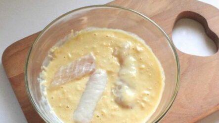 Сырный кляр: 10 рецептов для курицы, мяса, овощей