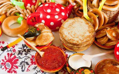 Рецепты блинов на Масленицу по дням недели: 7 вариантов + 3 бонуса
