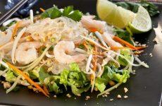 Фунчоза с креветками: 8 рецептов по-японски