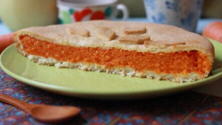 Простой морковный пирог: 8 рецептов к чаю