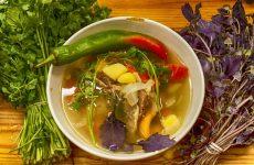 Шурпа из говядины: 10 сытных рецептов