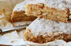 Сухой пирог: 7 ленивых рецептов
