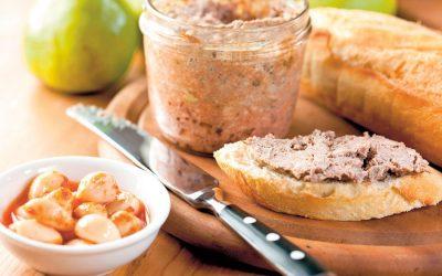 Утиный паштет: 9 рецептов закуски