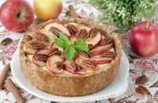 Яблочный торт: 8 свежих рецептов