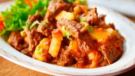 Азу из свинины: 7 отличных рецептов
