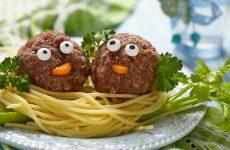 Фрикадельки для детей: 8 полезных рецептов