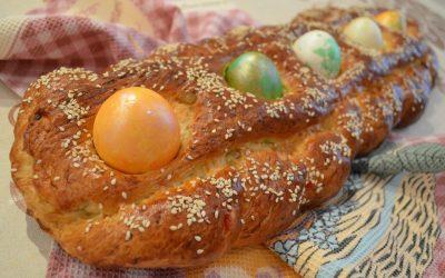 Пасхальный пирог: 9 праздничных рецептов