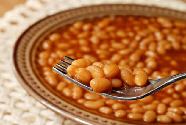 Постные блюда из фасоли