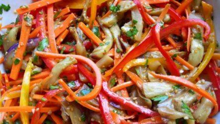 Рагу из моркови: 8 ярких рецептов