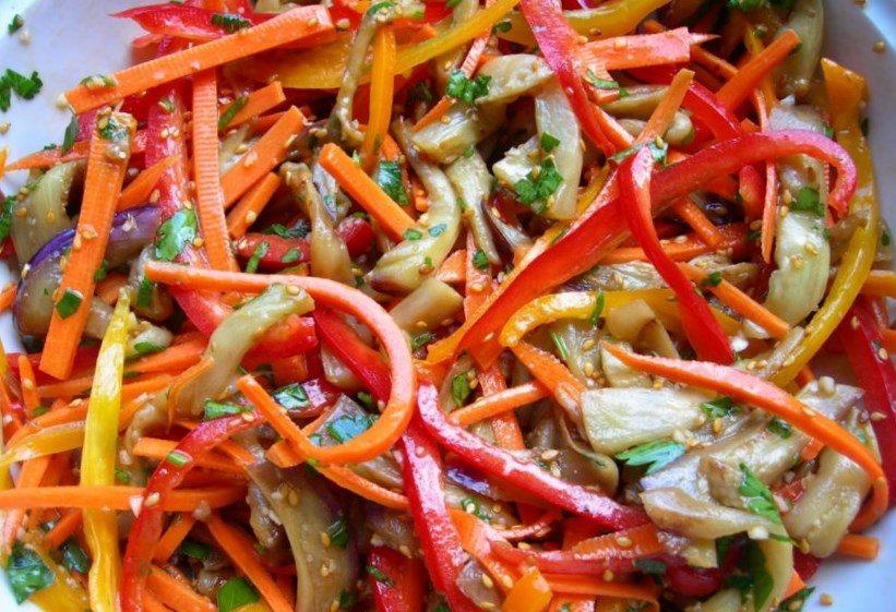 Рагу из моркови