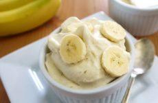 Банановый крем: 8 нежных рецептов