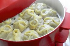 Манты в домашних условиях: 9 хороших рецептов