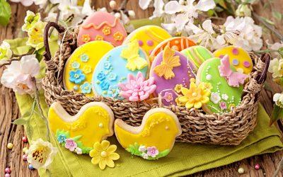 Печенье на Пасху: 9 ярких рецептов