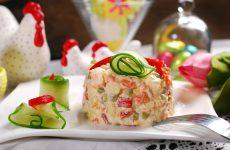 Салаты на Пасху: 9 рецептов к празднику