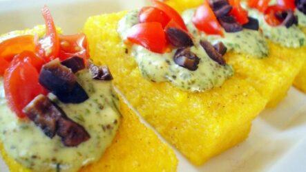 Полента: 10 итальянских рецептов