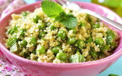 Салат с киноа: 8 свежих рецептов