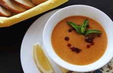 Турецкий суп из чечевицы: 9 ярких рецептов