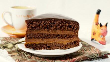 Кофейный торт: 7 прекрасных рецептов