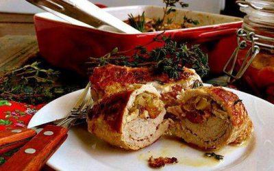 Крученики: 8 украинских рецептов