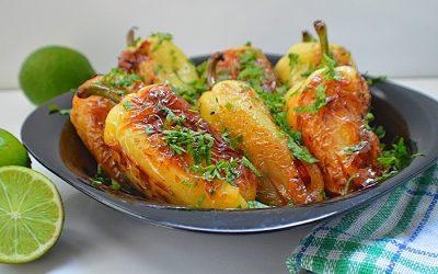 Жареный перец: 8 отличных рецептов
