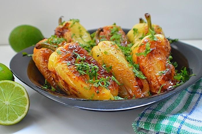Жареный перец